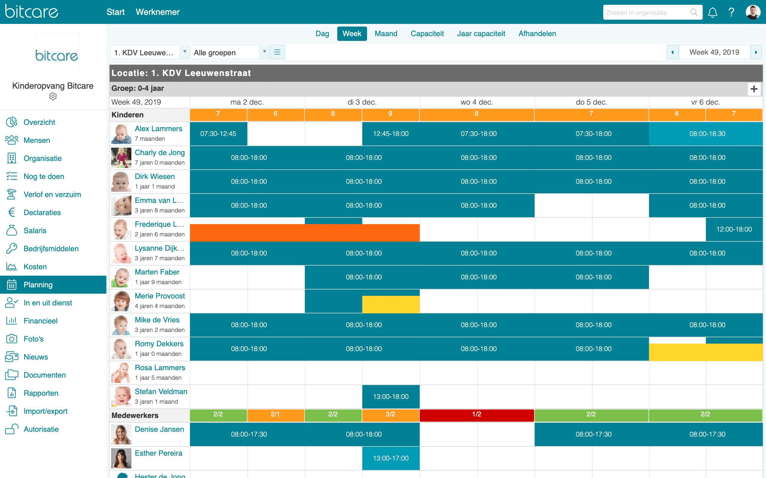 Planning-Bitcare