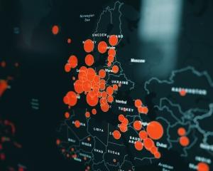 coronavirus landkaart