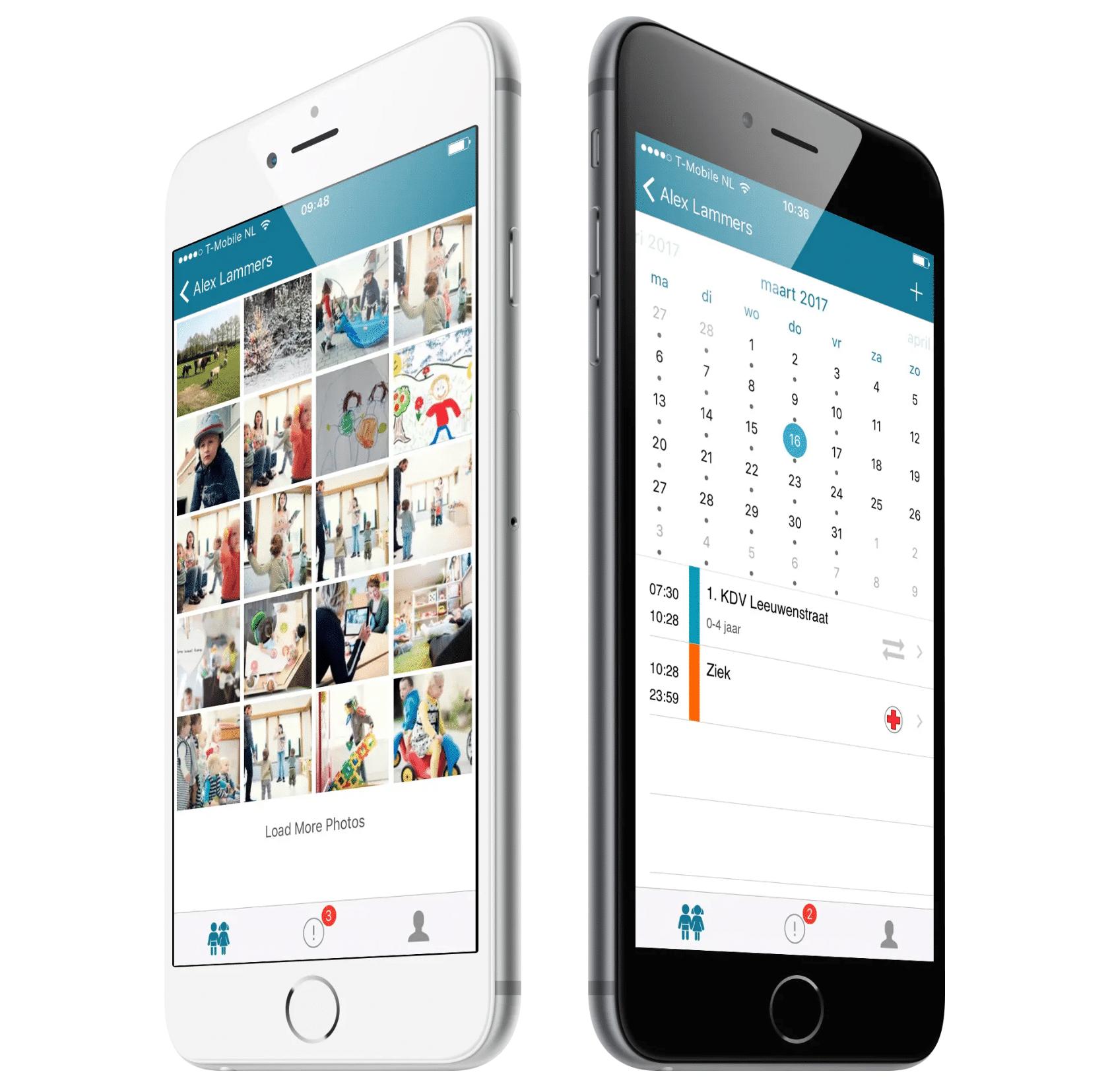ouder-app-management