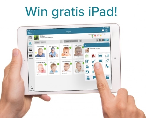 Win gratis iPad